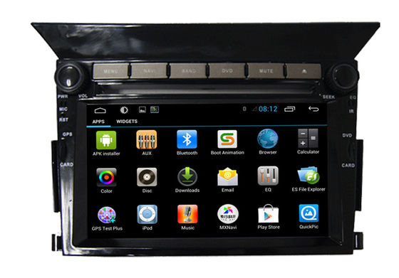 ประเทศจีน Android / Wince HONDA Navigation System with Corte X A7 Quad core 1.6GHz CPU ผู้ผลิต