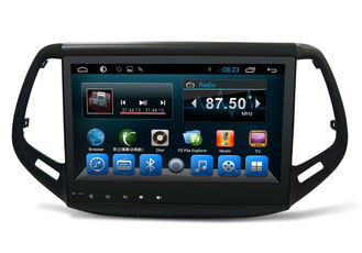 ประเทศจีน Android 6.0 Radio Tv Wifi Central Multimedia Gps Jeep Compass Longitude 2017 ผู้ผลิต