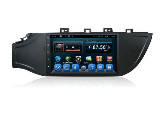 ประเทศจีน Full Touch 2 Din Radio Navigation Kia Dvd Player Android 6.0 System K2 2017 ผู้ผลิต