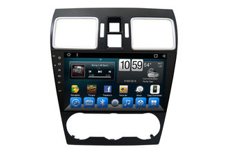 ประเทศจีน Double Din Mirror Link Android Car Navigation Entertainment System Subaru XV 2015 2016 ผู้ผลิต