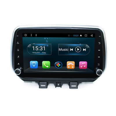 นำทาง GPS Carplay Auto Dvd Player 10.1 '' Android Autoradio สำหรับ Hyundai Tucson IX35 2019