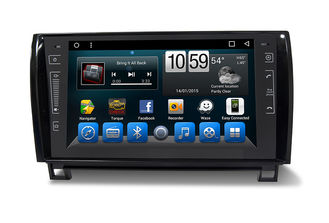 "Mirror - เชื่อมโยงอุปกรณ์นำทาง GPS Blueooth 9.0 ""นิ้ว Toyota Sequoia Android Touch Screen"