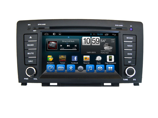 ประเทศจีน Double Din Car DVD Player GPS Navigation with Bluetooth Wifi Tpms for Great Wall H6 ผู้ผลิต