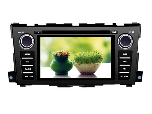ประเทศจีน Double Din Car DVD Player with gps wifi 3g bluetooth Nissan Teana Altima 2014 ผู้ผลิต
