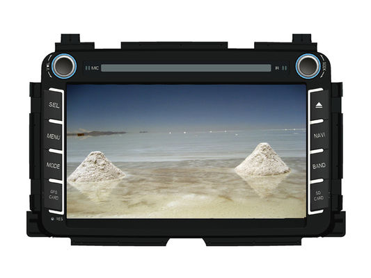 ประเทศจีน Touch screen car dvd player honda HRV navigation system with gps wifi for Vezel HRV ผู้ผลิต