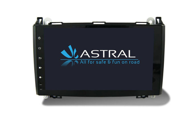 Origial Radio System In Car GPS Navigation System Mercedes Benz B200 RDS Wifi